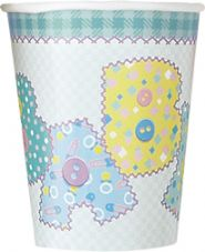 8 Baby Shower Pastel Theme Paper Party Cups